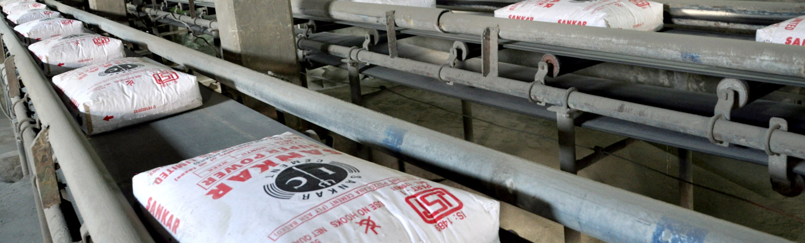 Commercial & Industrial Cement exporting
